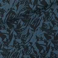 Picture of Mountains - M - French Terry - Orion Blue