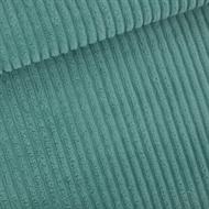 Bild von Corduroy - Breite Rippe - Trellis Blau