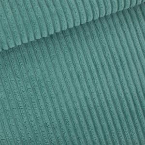 Picture of Corduroy - Wide Rib - Trellis Blue